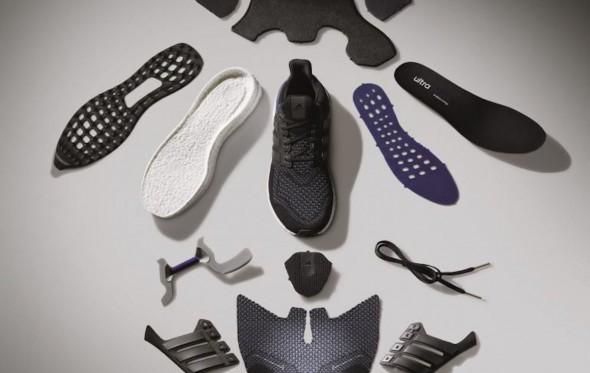 adidas Ultra Boost: Πώς η ενέργεια απελευθερώνεται