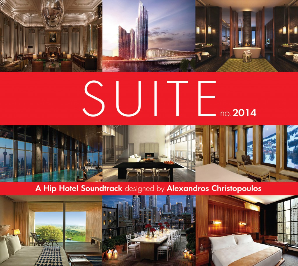 SUITE No.2014 -CD Cover