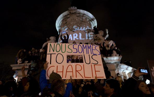 Γιατί, με αφορμή τους φόνους στο Charlie Hebdo, θα… έφευγα από την Ελλάδα