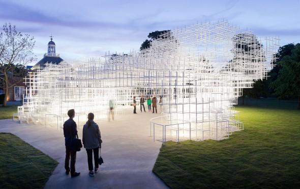 Η Serpentine Gallery και η σύγχρονη αρχιτεκτονική στο Λονδίνο