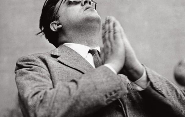 95 χρόνια από τη γέννηση του Maestro των maestri!