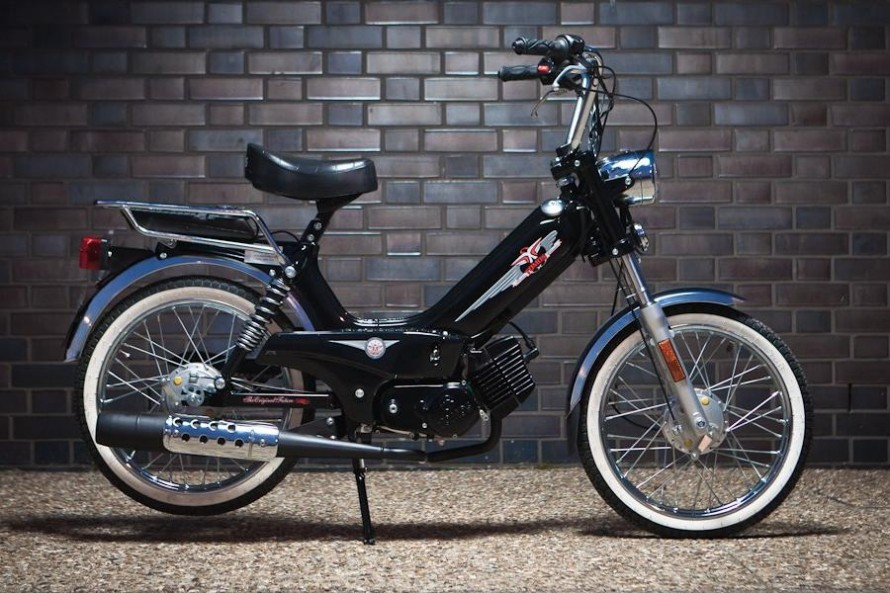 Tomos Classic XL 'Terry' UK Launch Edition (2013) Side 2