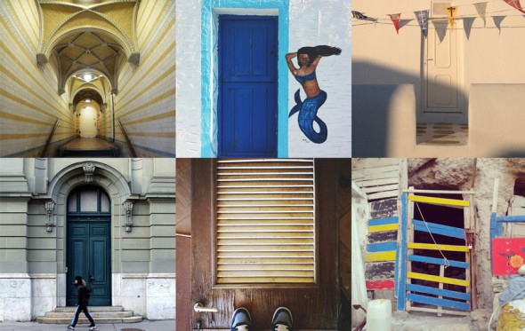#Andro_doors: Το φωτογραφικό project του Andro στο Instagram