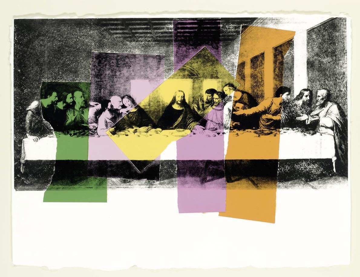 Warhol_Last Supper