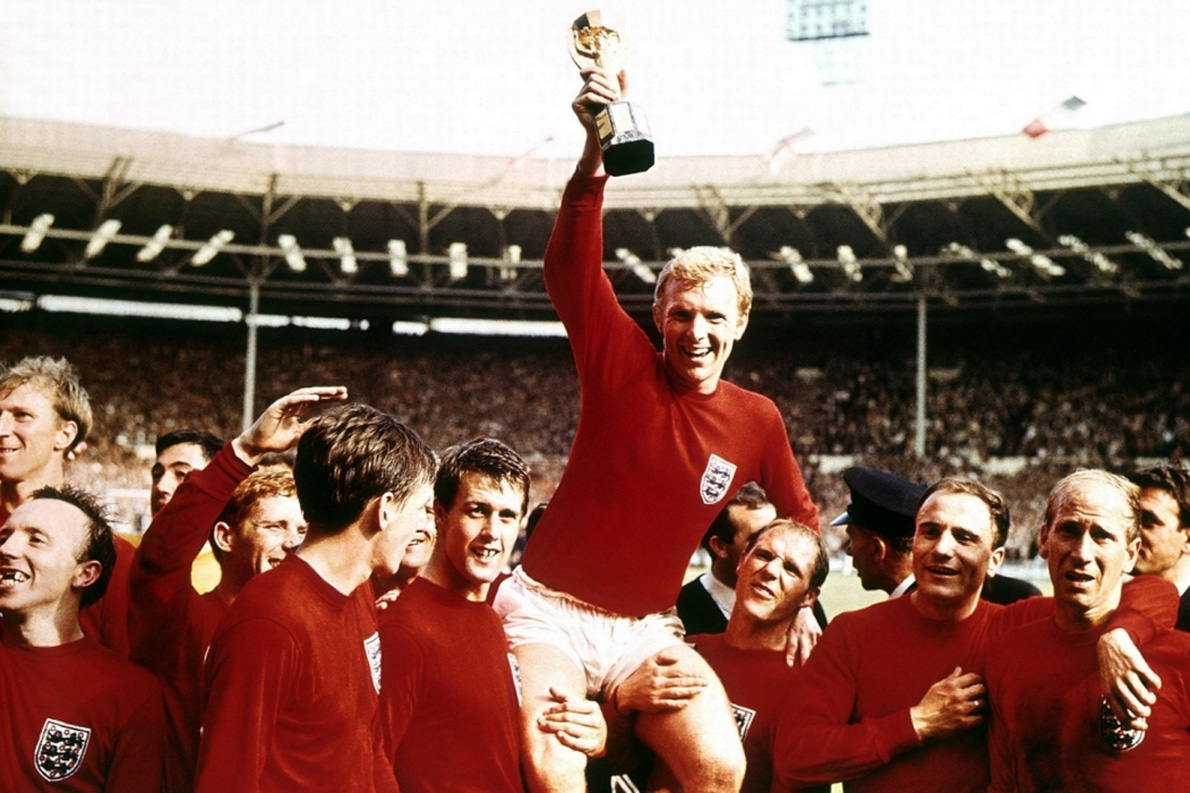 World Cup Willy - Lonnie Donegan
