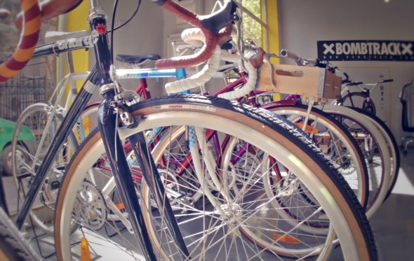 Tα fixed gear ποδήλατα
