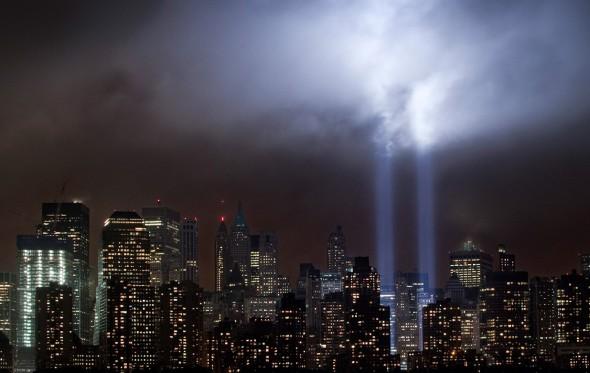 Nέα Υόρκη, 11/9/2001: