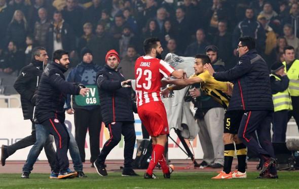 AEK – Ολυμπιακός σημειώσατε… τέλος!