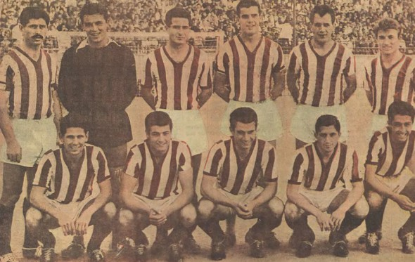 Αυτή ήταν η πρώτη ελληνική ομάδα στο Κύπελλο Πρωταθλητριών πριν από 35 χρόνια