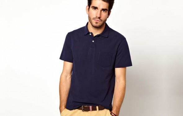 Polo μπλουζάκι ‒φόρα το σωστά