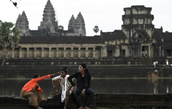 Καμπότζη:Η Google μας ταξιδεύει στους ναούς των Χμερ από τον καναπέ