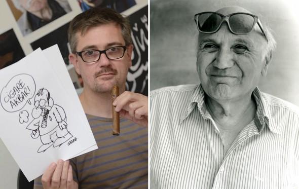 Eνδο-οικογενειακή διαμάχη τώρα, στο Charlie Hebdo