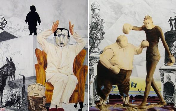 """Ο Μανώλης Αναστασάκος θέλει να """"τυλίξει"""" το Ηράκλειο σε ένα πελώριο έργο τέχνης"""