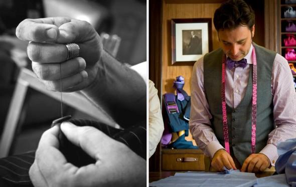 «Χειροποίητο» κοστούμι: Bespoke ή Made to Measure;
