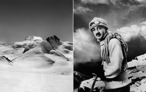 Νικόλαος Τομπάζης: O πρώτος Έλληνας στην κορυφή του κόσμου