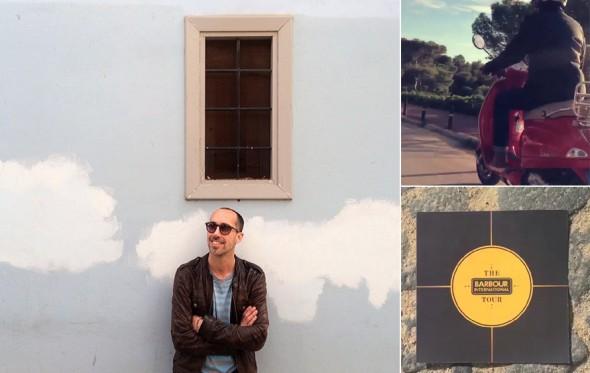 «Το Instagram, η Barbour κι εγώ»
