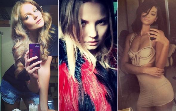 10 selfies σέξι κυριών του Instagram