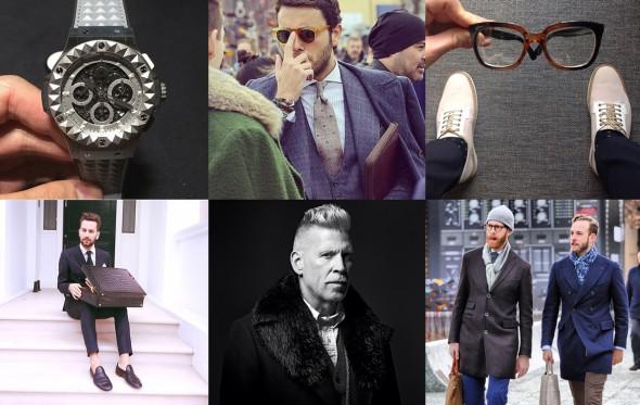 Τα πιο stylish ανδρικά προφίλ στο Instagram