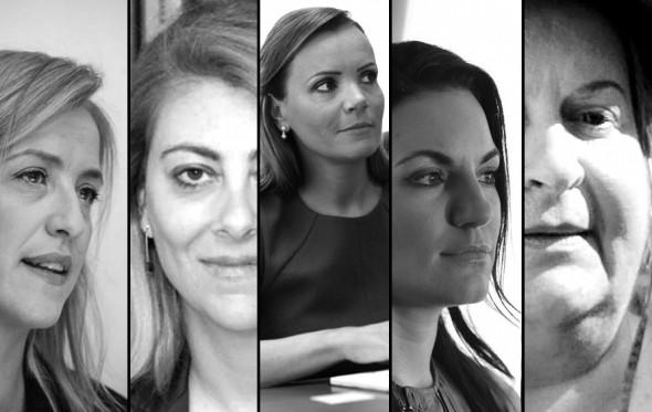 Top 5 σιδηρές & θεσμικές κυρίες