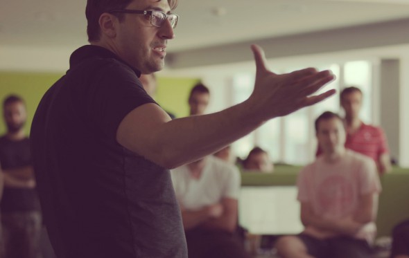 O Μάνος Σηφάκης θέλει να κάνει τη Θεσσαλία Silicon Valley