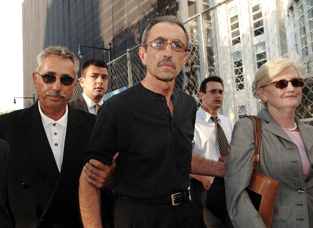 Η σύλληψη του Στίβεν Καρακάπα
