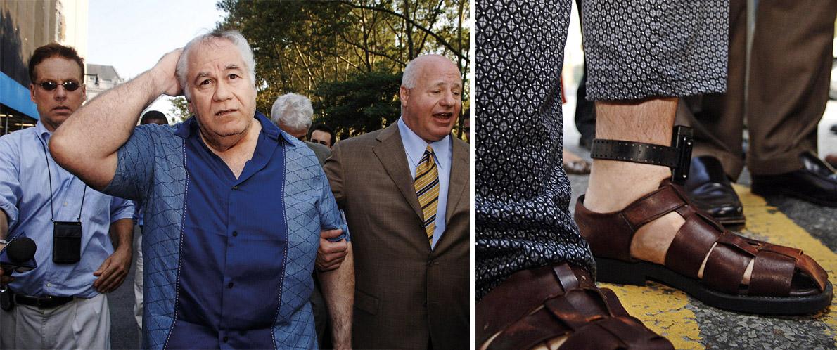 Η δικαίωση του Ντάντη, Λούι Επολίτο οδεύσει προς τα ισόβια δεσμά.