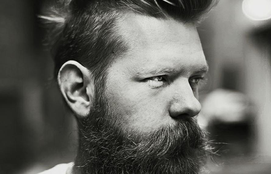Ο Eric Bandholz εμπνευστής του Beardbrand