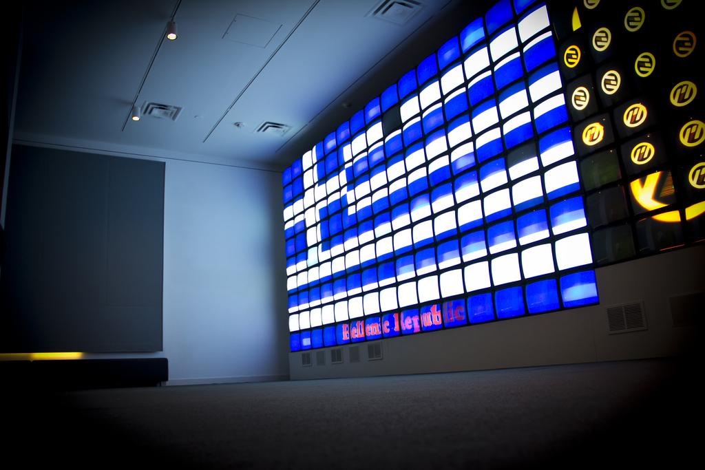 """Από την έκθεση """"The Art of Video Games"""" στο μουσείο Smithsonian της Ουάσιγκτον. Φωτογραφία: Thisisbossi, flickr.com"""