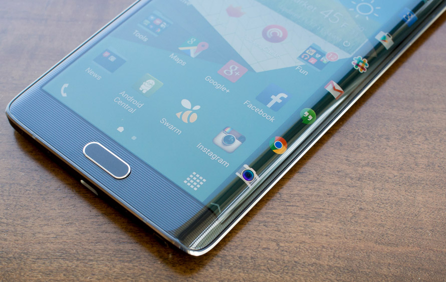 "Samsung ""Galaxy S6 Edge"""