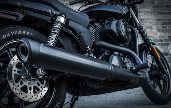 Η Street 750 κάνει τη Harley Davidson να νιώθει νέα