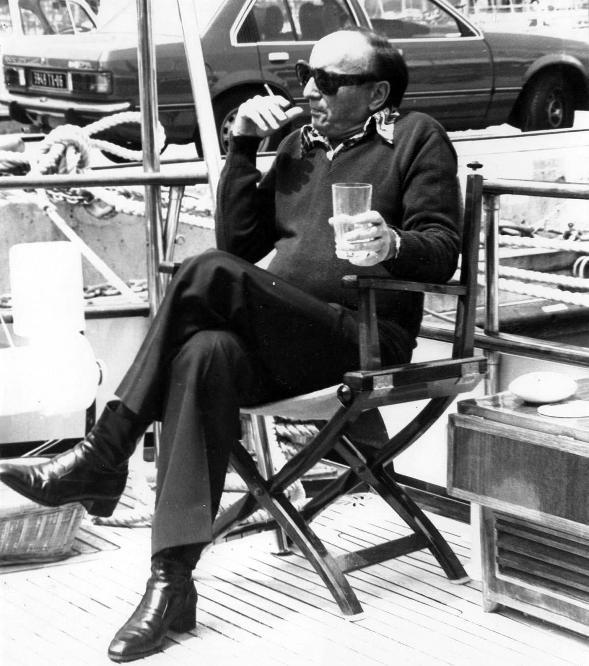 harold robbins 1970s sunglasses