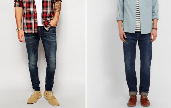 Μέχρι ποια ηλικία μπορεί ένας άντρας να φοράει κολλητά τζην;