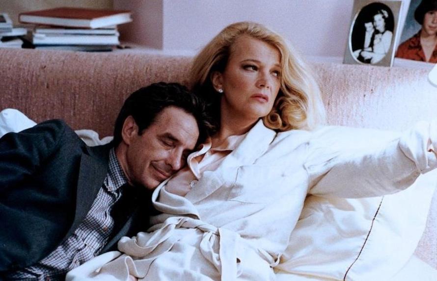 o John Cassavetes με την γυναίκα του Gena Rowlands
