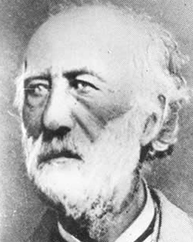 Ο Joseph-Louis Lambot, εφευρέτης του μπετόν αρμέ, και ιδιοκτήτης του Miraval τον 19ο. αιώνα.