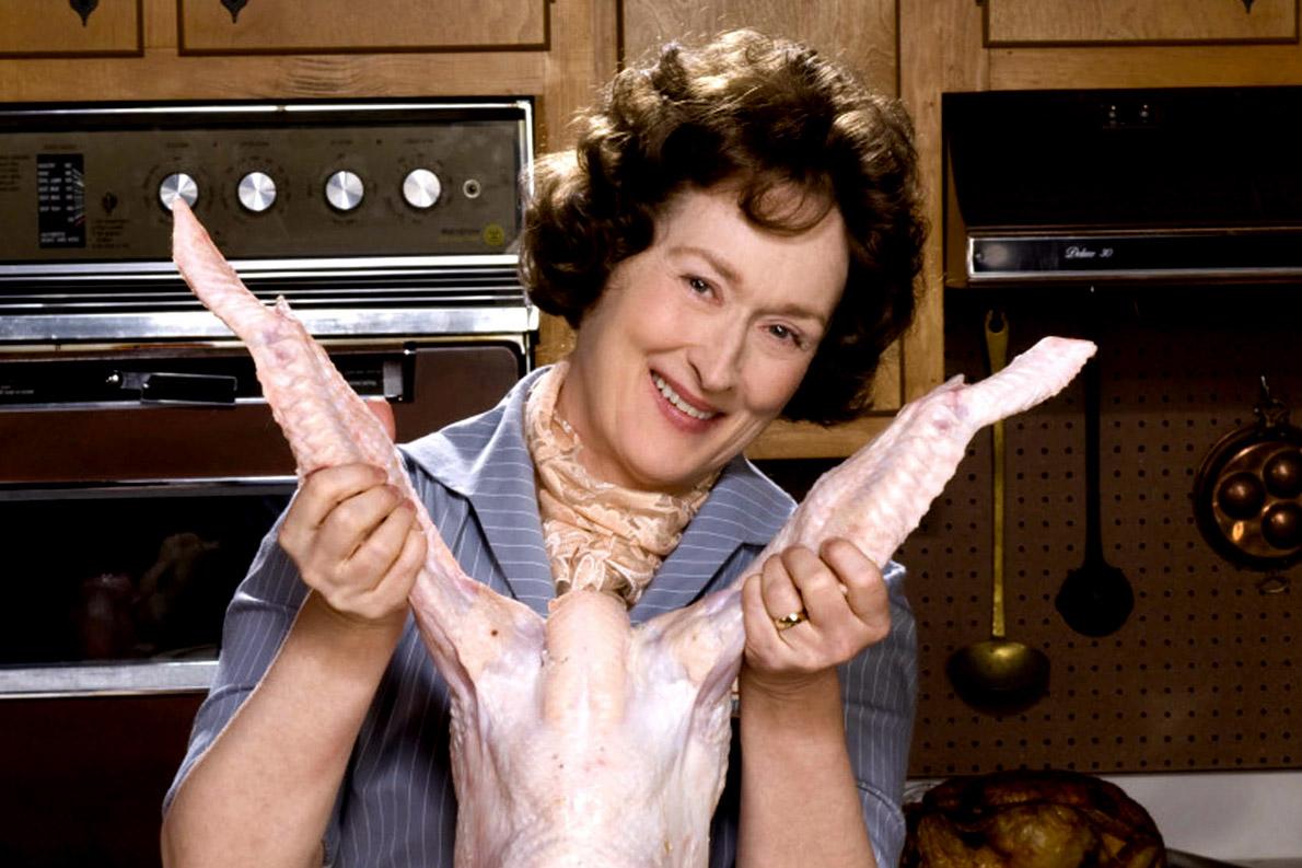 Meryl Streep - Julie & Julia