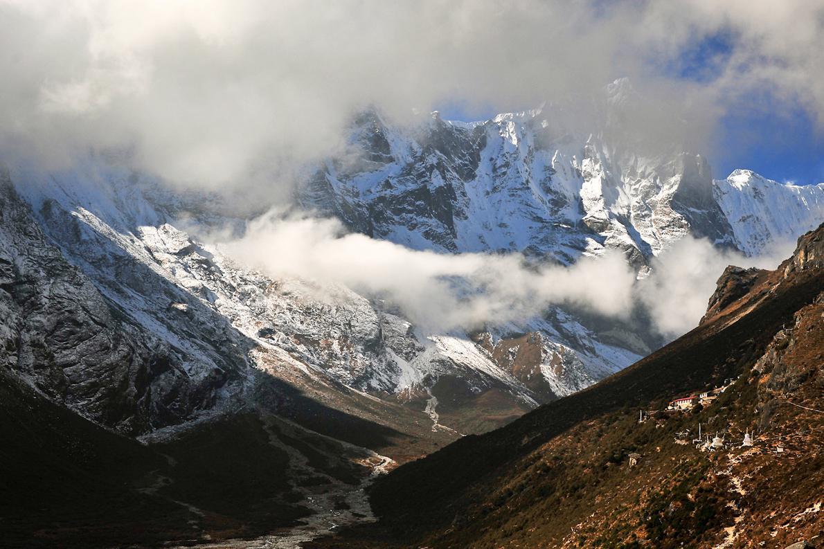 Βουνά που σε καθηλώνουν στη θέα τους…