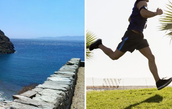 Kea Run: η συμμετοχή είναι μόνο η αφορμή