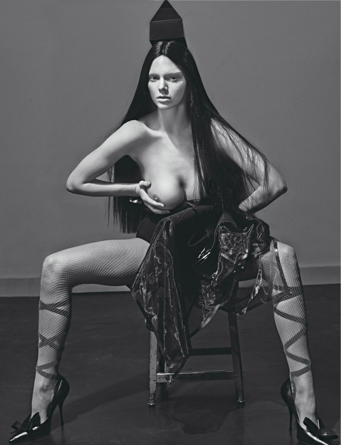 Photo Credit: Steven Klein/LOVE magazine