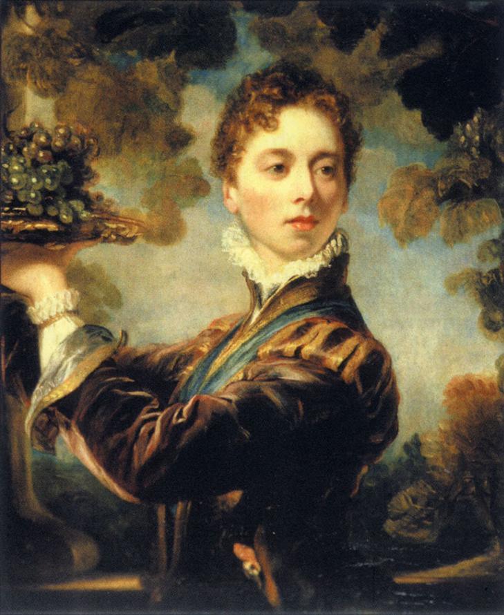 Lady Caroline Lamb – Thomas Phillips