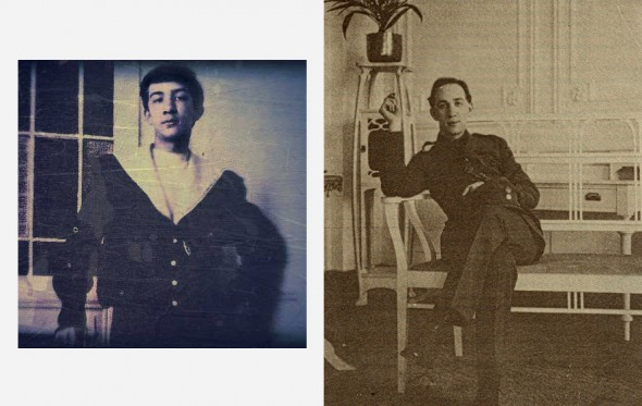 Ο αυτόχειρας δανδής Ναπολέων Λαπαθιώτης (1888-1944)