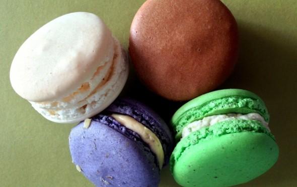 Τα μακαρόν του Le Macaron Grec: Πες όχι αν μπορείς!