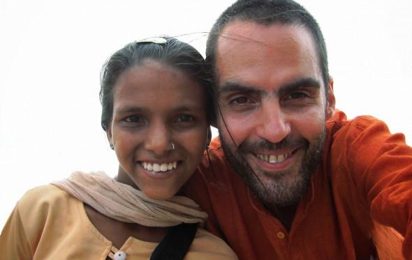 Χρήστος Χρυσόπουλος: «Η επίγνωση που μας προσφέρει η Ινδία»