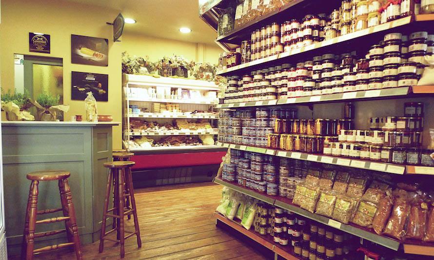 Το Παντοπωλείο της Μεσογειακής Διατροφής. Με περισσότερα από 2.000 χιλιάδες παραδοσιακά προϊόντα, καθώς και βιολογικά αμιγώς ελληνικά.