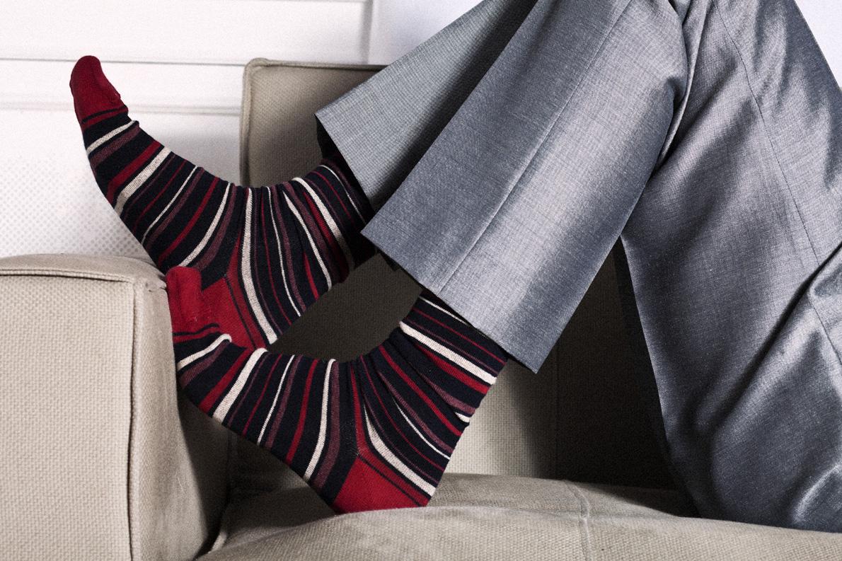παντελόνι Δημήτρης Πέτρου, κάλτσες Calzedonia