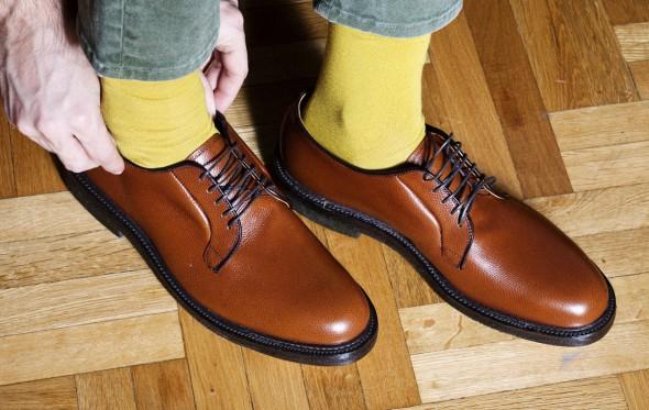 Τι κάλτσες με τι παπούτσια;