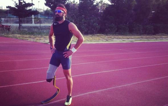 Μιχάλης Σεΐτης: Παλεύοντας να φορέσει το εθνόσημο στους Παραολυμπιακούς