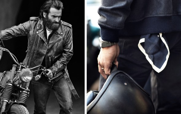 «Blitz», bespoke μοτοσικλέτες στο Παρίσι: Δυο φίλοι που ζουν σύμφωνα με το πάθος τους