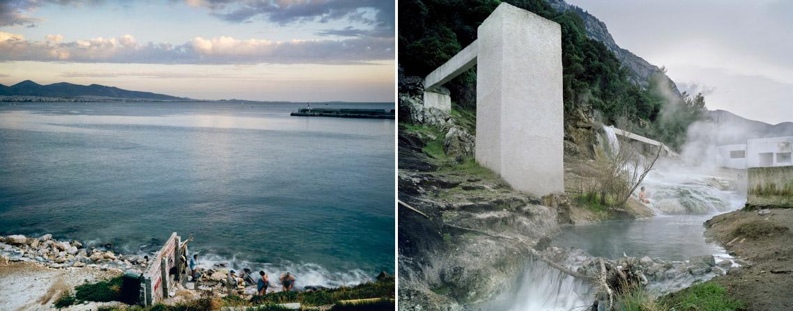 """Νίκος Μάρκου """"01/12/2005"""" και """"02/01/2007"""", Mε την ευγενική παραχώρηση της Γκαλερί ΑΔ, Αθήνα και του καλλιτέχνη."""