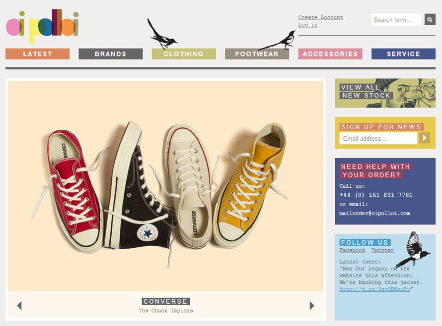 8043a962d1b Tα 10 καλύτερα ανδρικά e-shops | Andro