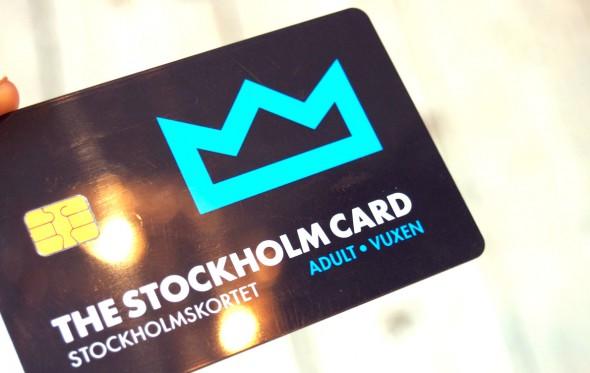 Γράμμα από τη Στοκχόλμη: Το κλειδί της πόλης σε μία κάρτα!